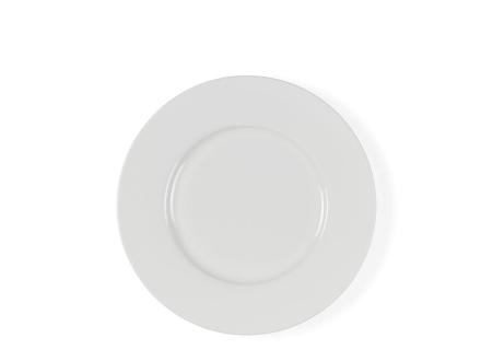 Bitz Dessert tallerken Ø 22 cm hvit