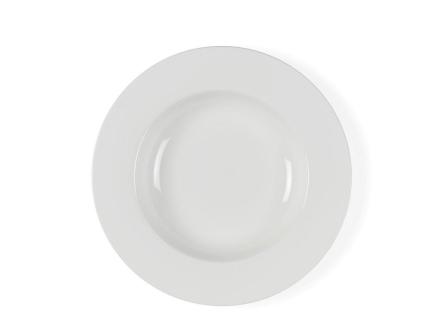 Bitz Dyp tallerken Ø 23 cm hvit