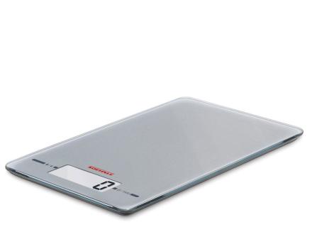 Soehnle Page Evolution Steel Kjøkkenvekt sølv