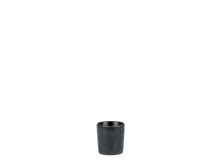 Bitz Eggeglass Ø 5,2 x 5 cm svart