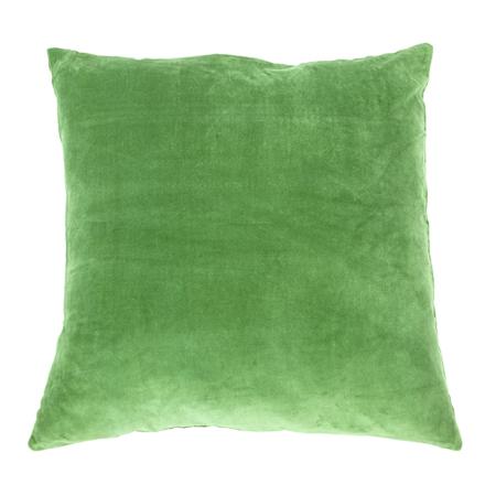Mille Moi Putetrekk Apple Green matt velvet 60x60 cm