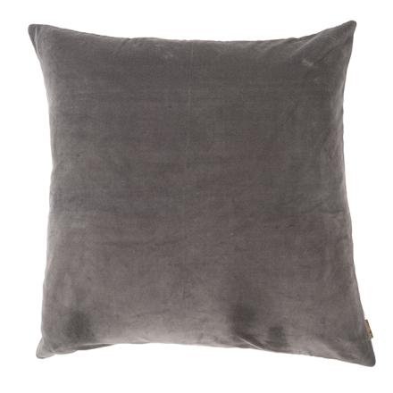 Mille Moi Putetrekk matt velvet grey 60x60 cm