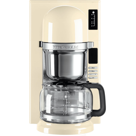 KitchenAid Pour Over Filterkaffebrygger Krem