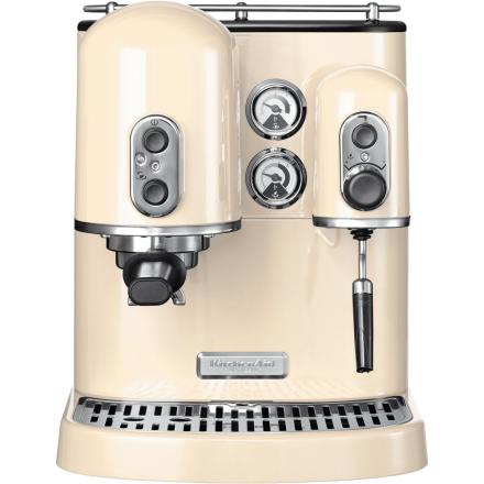 KitchenAid Espressomaskin Krem 2 liter