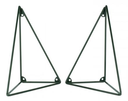 Maze Pythagoras Hylleknekt Racing Green 2 stk