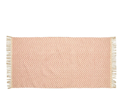 A Simple Mess Fest Teppe 90x180cm Peach Blush