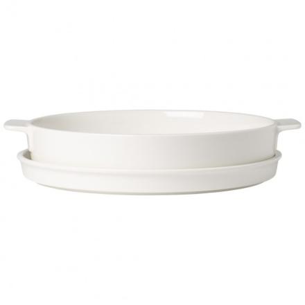Villeroy & Boch Clever Cooking Serveringsfat m/ Lokk 28 cm