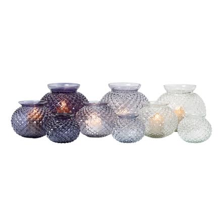 Mille Moi Vase Bubble Liten Klart Glass