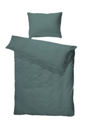 Borås Cotton Sengesett Loft 200 x 220 / 2 * 50 x 70 Dusty teal