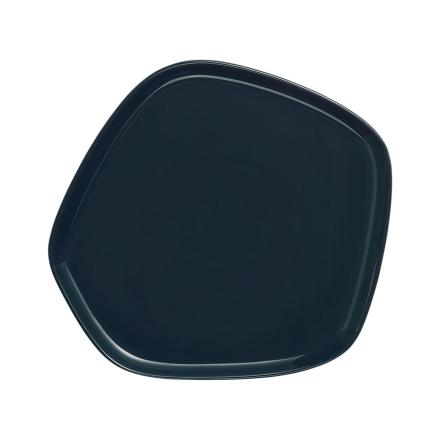 Iittala X Issey Miyake Tallerken Mørkegrønn 21x20 cm
