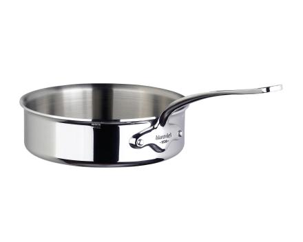 Mauviel Cook Style sautépanne stål - 1,8 liter