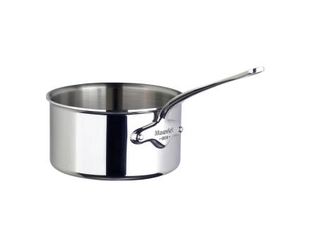 Mauviel Cook Style kasserolle stål - 0,8 liter