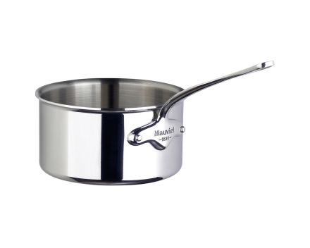 Mauviel Cook Style kasserolle stål 1,8 l