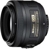 Nikon AF-S DX 35/1,8 G, Nikon