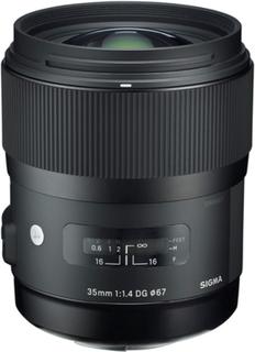 Sigma 35/1,4 DG HSM Art For Nikon (Demoexemplar), Sigma