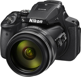 Nikon Coolpix P900 Svart, Nikon