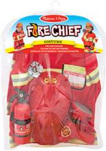 Kostym brandman