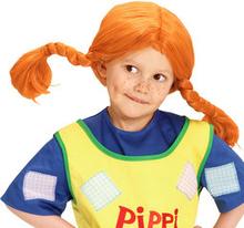 Peruk Pippi Långstrump