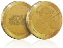 Collectable Star Wars Commemorative Coin: Yoda - Zavvi Exclusive (Limited to 1000)