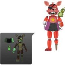 Five Nights at Freddy's Pizza Simulator - Rockstar Foxy Action Figur