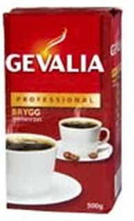 Kaffe Gevalia mell vac 500g