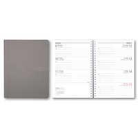 Stora Noteskalendern k.lä rosa
