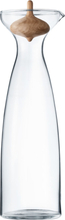 Georg Jensen - Alfredo Karaffel 1 L Glass/Eik