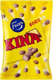 Kina Gul Snacks i Påse - 70 gram