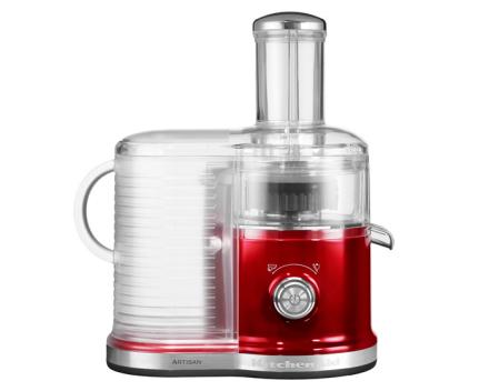 KitchenAid Artisan Fast Juicer Röd Metallic
