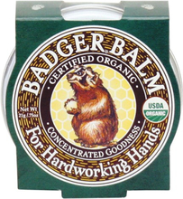 Badger Balm For Hardworking Hands, 21 g