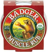 Muscle Rub Cayenne & Ginger, 21 g