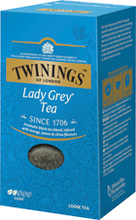 Te Twinings 200 gr lösvikt Lady Grey