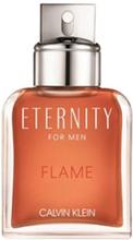 Calvin Klein Eternity Flame For Men Eau de toilette 50 ml Parfyme Transparent