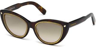 DSquared2 kvinders solbriller Brown