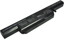 Laptop batteri W540BAT-6 til bl.a. Clevo W540 Series - 4400mAh