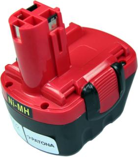 Batteri til Bosch værktøj - 12V - kompatibel med bl.a. 2 607 335 692