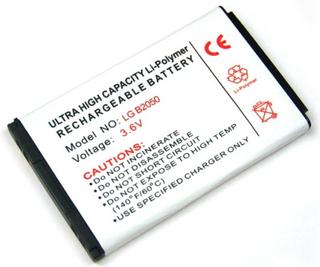 Batteri til LG B2000, B2050, B2100, KX166, KX206, KG298