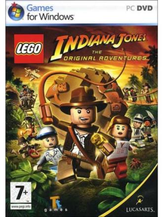 Lego Indiana Jones The Original Adventures - Windows - Toiminta