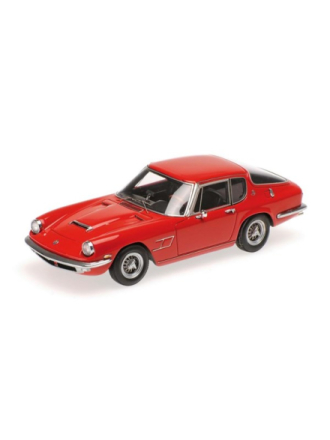 Maserati Mistral Coupe 1963
