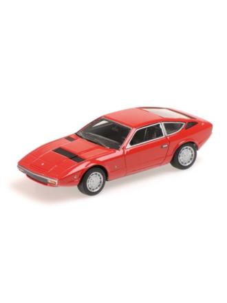Maserati Khamsin 1977 (red)
