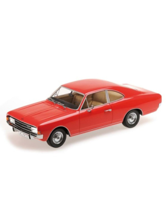 Opel Rekord C Coupe 1966