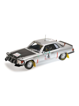 MercedesBenz 450 SLC 5.0 #4