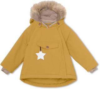 Mini A Ture Wang vinterjakke til barn, sennepsgul
