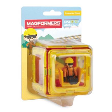 Magformers Figure Plus Construction Set - Lekmer