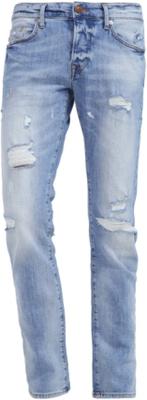 True Religion ROCCO Jeans slim fit blue denim comf