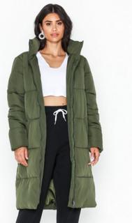 Jacqueline de Yong Jdyerica X-Long Padded Jacket Otw H Dunjakker