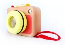 Classic World, mit første kamera