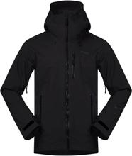Bergans Men's Stranda Insulated Hybrid Jacket Herre skijakker fôrede Sort M
