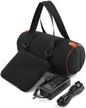 JBL Xtreme Sports Bluetooth høytaler oppbevaringsveske laget av hybrid materiale - Svart