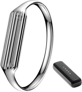 Fitbit Flex 2 luksus klokkebånd - Sølv